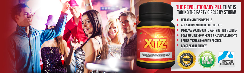 XTZ - Legal Ecstasy Party Pills